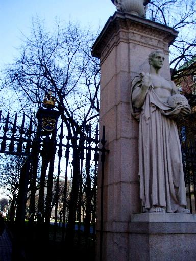 Columbia Gate
